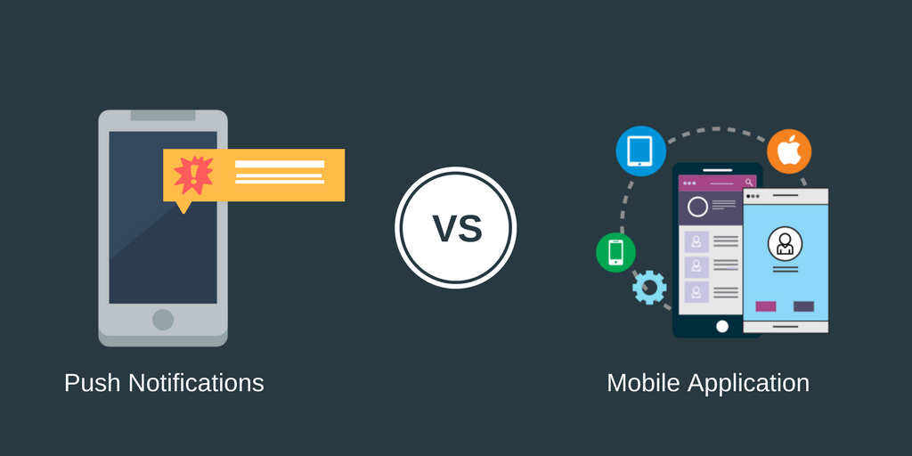 What Does Your Business Really Need- Web Push or Mobile Application?