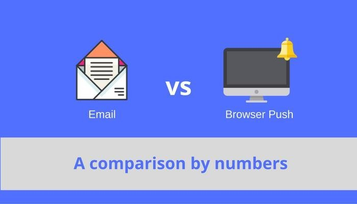Web Push Vs Email: Which is better for On-Boarding and Engagement